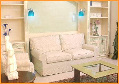Parete attrezzata sopra divano il miglior design di - Parete attrezzata con divano ...
